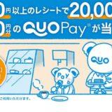 [ドトール] ドトールグループで250円分のQUOPayが当たるキャンペーン | 2021年8月31日(火) まで